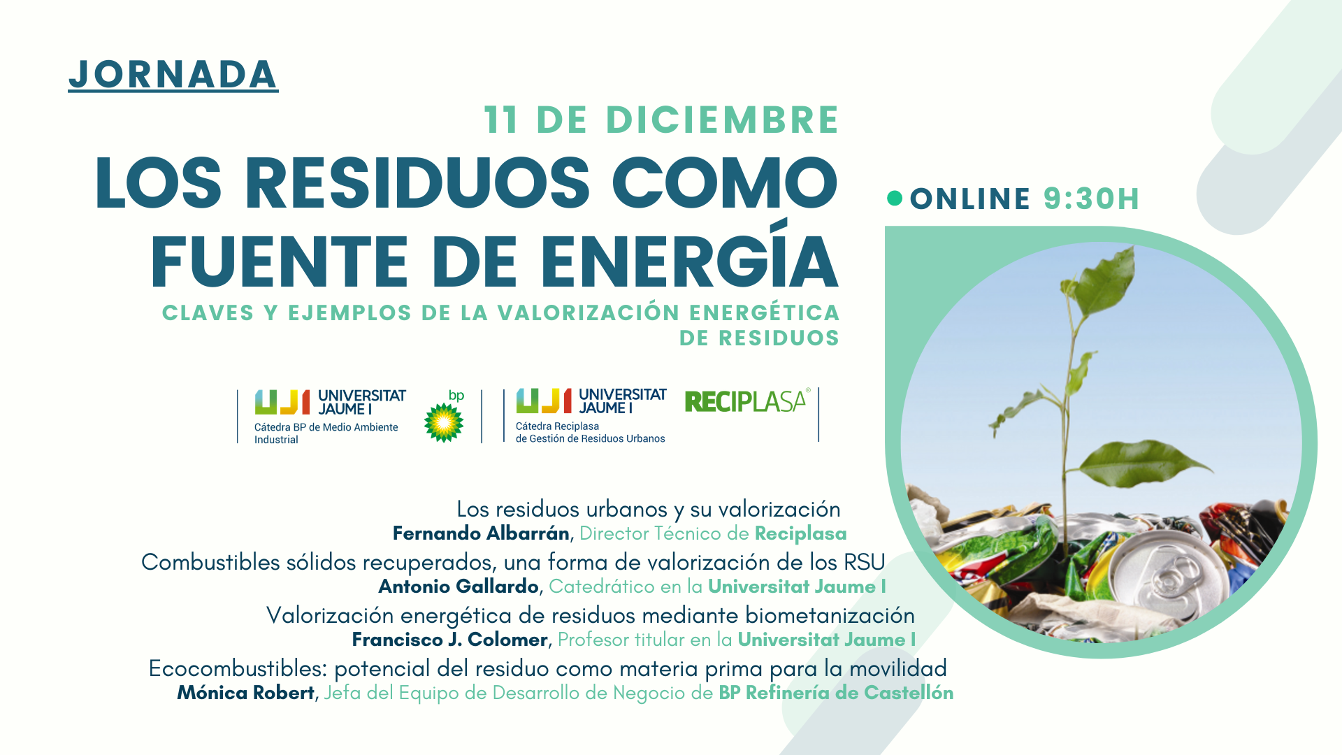 Cátedra BP Medio Ambiente